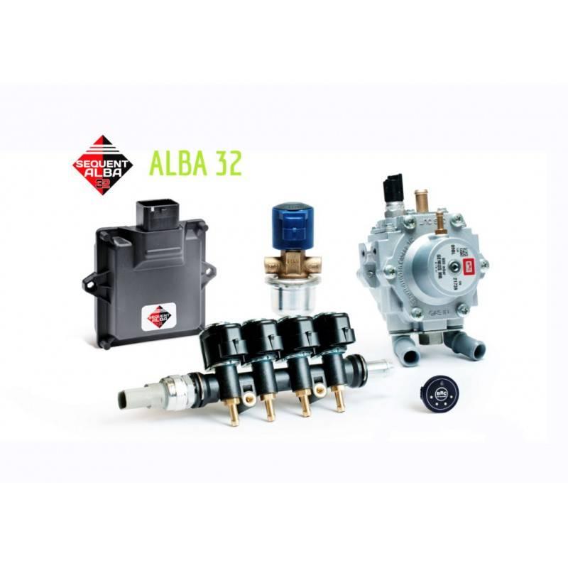 BRC Sequent 32 ALBA (100-120kW) 4 ц.