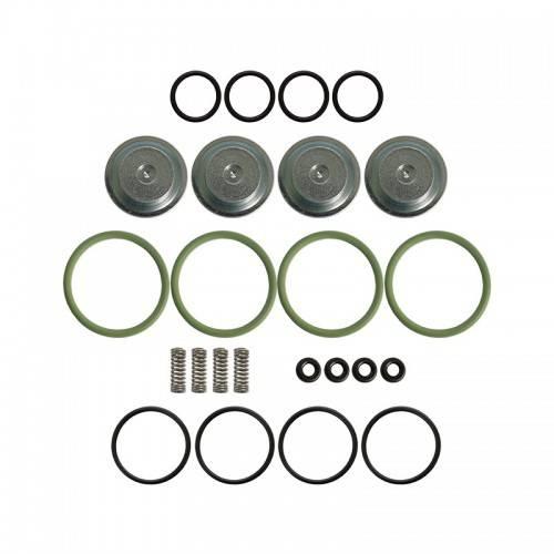 Ремкомплект инжекторной рейки AEB полимер
