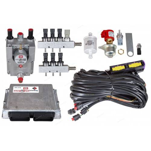 BRC Plug&Drive Plus ALBA (165-190kW) G-Max V 6 цил.