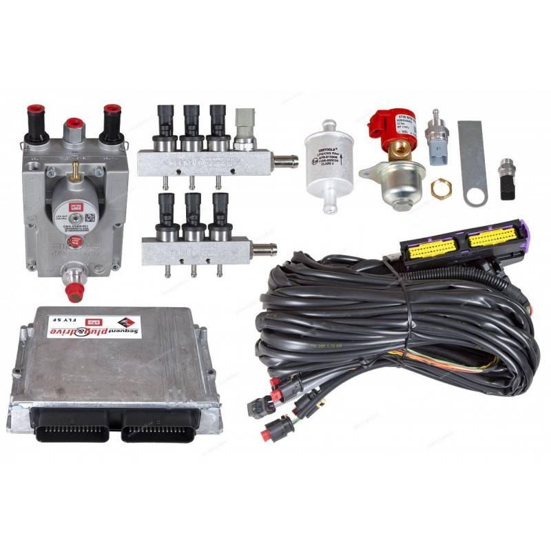 """BRC ALBA PLUS Plug&Drive G-Max (165-190kW) """"V"""" 6 цил."""