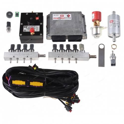 BRC Plug&Drive Plus ALBA (140-200kW) G-Max V 8 цил.