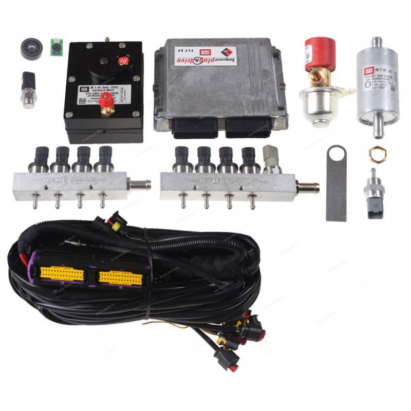 BRC Plug&Drive ALBA Plus (140-200kW) G-Max 8 цил.