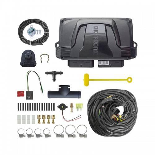 Комплект электроники iQ 3D-8 ц. DIGITRONIC
