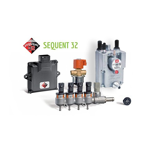 BRC SEQUENT PLUG&DRIVE (200-240KW) V 8 цил.