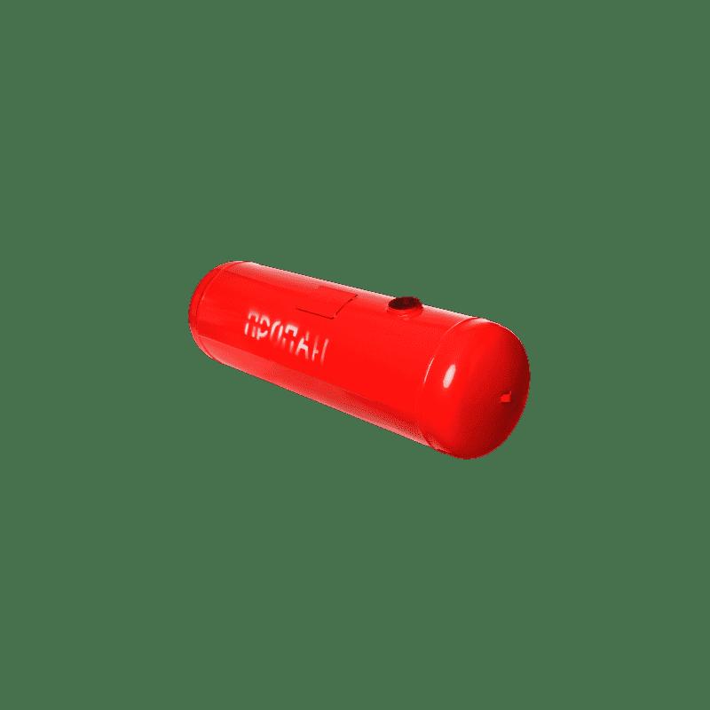 Баллон цилиндрический 60л (315х863 мм) БАЖ